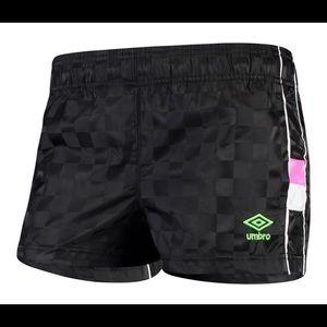 Umbro black shorts